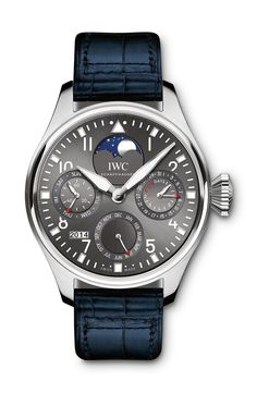 IWC Schaffhausen Big Pilot's Watch Perpetual Calendar London Edition