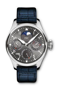 IWC Schaffhausen Big Pilot's Watch Perpetual Calendar London Edition