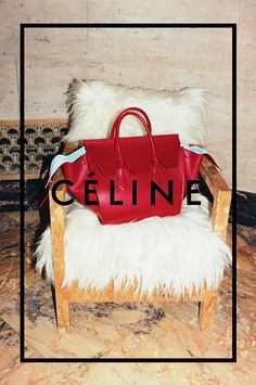 Celine Fall/Winter 2014/2015 Campaign