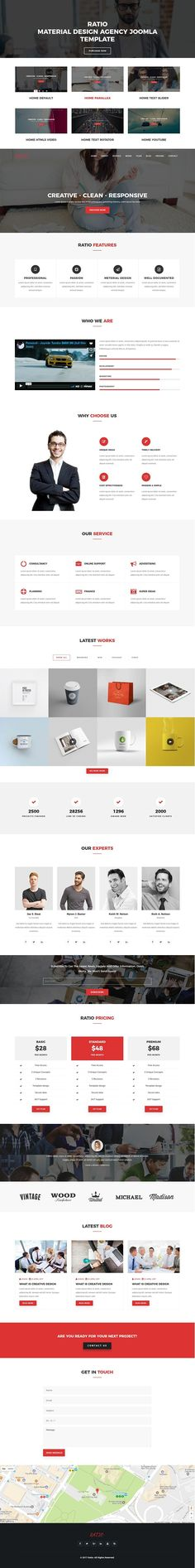 Ratio - Material Design Agency Responsive Joomla Theme  Buy now: https://themeforest.net/item/ratio-material-design-agency-responsive-joomla-theme/19865600