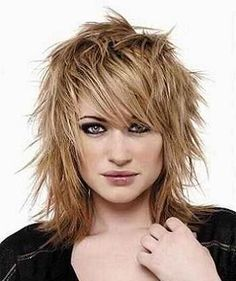 Incredible 80S Punk Medium Length Hairstyles And Medium Lengths On Pinterest Hairstyles For Men Maxibearus