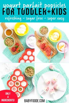 Healthy Spiced Apple Dip - a protein-filled dip that is toddler, kid and adult approved! Made in less than 5 minutes with 4 simple ingredients, this apple dip is great for a quick snack, part of a healthy breakfast, packed in a school lunch or even as a easy dessert. #toddlersnack #kidsnack #healthy #snack Vanilla Greek Yogurt, Plain Greek Yogurt, Healthy Yogurt Parfait, Healthy Store Bought Snacks, Apple Dip, Toddler Recipes, Toddler Lunches, On The Go Snacks, Cereal Recipes