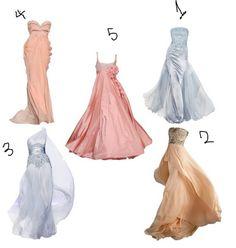 elegant dress. 1,2,3 are my favorites!