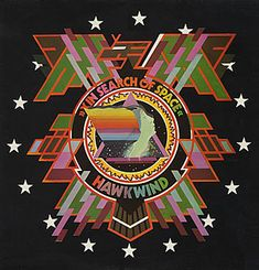 Hawkwind- In Search of Space (1971)