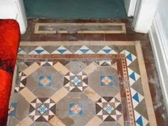 http://www.tiledoctor.co.uk/ Restoration, clean and seal of an original Victorian floor which had been covered with Linoleum and Carpet for over 50 years.