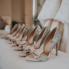 8b36e436f1 Gorgeous Jimmy Choos adorned with feminine bows Wedding Shoes, Wedding  Venues, Feminine, Wedding