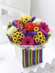 What better way to say Happy Birthday to someone than by sending flowers by sheilas.ie We have extended our range even more this year to ensure that you can find the perfect birthday gift. Happy Birthday Flower, Birthday Gifts, Get Well Soon Flowers, Flower Delivery Service, Hand Tied Bouquet, Flowers Delivered, Send Flowers, Beautiful Roses, Vibrant