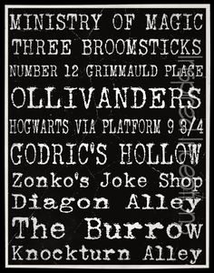 if only these places were real: i'd go to three broomsticks to study, go to zonko's for a break and the burrow just to see ron.