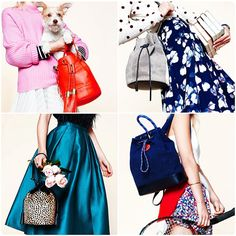 Check Out Our (handbag) Bucket List On #todaysfrontpage By Shopbop