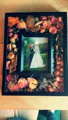 A great way to preserve your wedding bouquet! :) by cassandra