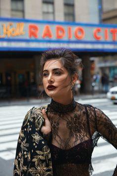 """Nargis Fakhri (Grazia India) Photographed by Chris Hunt """