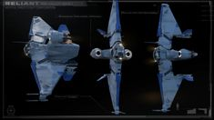 MISC Reliant Now Available! - Roberts Space Industries