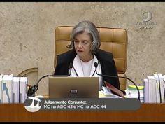 RS Notícias: Cármen Lúcia vota e da resultado final A FAVOR da ...