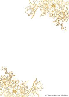 onederland first birthday Blank Wedding Invitation Templates, Modern Wedding Invitation Wording, Wedding Invitation Background, Free Wedding Invitations, Free Printable Birthday Invitations, Gold Wedding Invitations, Wedding Templates, Disney Invitations, Invitation Card Design