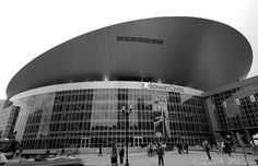 Sommet Center in Nashville, home of the Predators NHL team and maybe a WNBA team