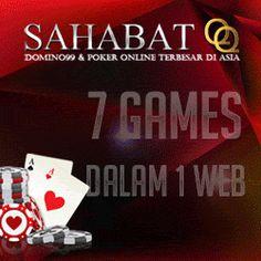 SahabatQQasia.com Agen Domino QQ Agen Domino 99 dan Poker Online Aman dan Terpercaya