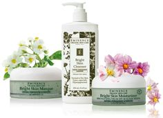 Introducing the 'Bright Skin' line from Eminence Organics at Salon J