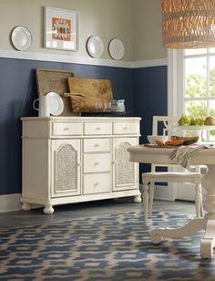 Hooker Furniture - Sandcastle Buffet - 5900-75900-WH