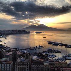 Una mattina a Napoli