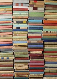 Libros, libros, libros...