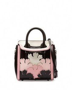 94f96147469 Heroine Mini Cutout Satchel Bag