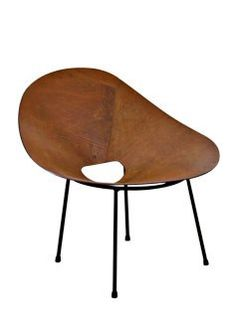 Kone Chair by Robert McLay 1948, Australia originally produced by the Roseberry Veneer Company, available in 2 shapes