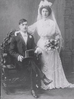 Vintage Bride and Groom - Bing Images