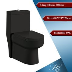 HS-8987 Hot sale dual flush german toilet,black toilet bowl color, View toilet bowl color, HANSE Product Details from Foshan Hanse Sanitary Ware Co., Ltd. on Alibaba.com