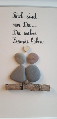 Couple Tumblr, Google Wallet, Stone Pictures, Friend Friendship, Pebble Art, Stone Painting, Etsy, Diy And Crafts, Place Card Holders