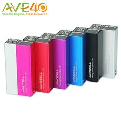 So many choice. Now you can get your own ecig device. Innokin Disrupter 50W Box Mod & Innocell Vaping Power System