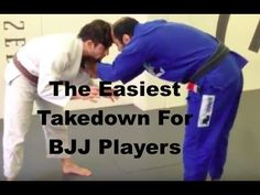 BJJ Takedown with a single leg reshoot contingency - neither judo nor wrestling Jiu Jutsu, Karate Moves, Brazilian Jiu Jitsu Gi, Jiu Jitsu Training, Jiu Jitsu Techniques, Self Defense Martial Arts, Self Defense Techniques, Aikido, Training