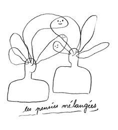 Cocofactory tumblr - chacoco Illustrations, Illustration Art, Nouveau Tattoo, Art Mignon, Academic Art, Mid Century Art, Doodle Art, Zine, Cute Art