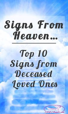 How Do Your Deceased Loved Ones Reach Out? After death, your deceased loved ones are usually very eager to let you know they are okay, and still a part of your life. Signs from spirit are usually personally significant, and really can come in a number of One Love Quotes, Death Quotes For Loved Ones, Loss Of A Loved One Quotes, Missing Loved Ones, Missing Family, Signs From Heaven, Messages From Heaven, Loved One In Heaven, Father In Heaven