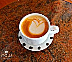 The Coco Cafe at Now Sapphire Riviera Cancun offers premium coffee drinks made to perfection!
