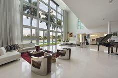 De Miami mansion van lil wayne - te koop, villa, miami mansion, lil wayne - Wonen Voor Mannen