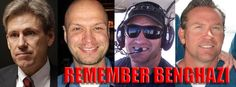 Remember Benghazi (share as your cover photo on Facebook)
