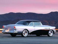 Buick Roadmaster of Jay Leno '1955