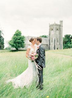 irish wedding   by peaches and mint