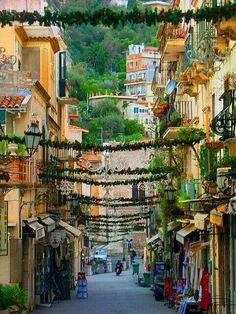Sicily ...