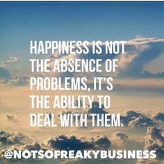 There is not such thing as a problem-less life. Everyone faces different hardships but you have the strength to overcome them.  #NotSoFreaky #Biz