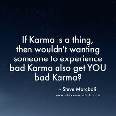 I believe karma is about the lessons we need to learn in life. I don't believe if someone acts in a way perceived to be 'bad' that their karma will necessarily be bad. Their experience will simply be whatever is needed to open their eyes to the lesson needing to be learnt - this could be good; karma is simply a consequence.