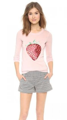Trend Spotting: Bold Fruit Prints   theglitterguide.com