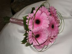 Gerbera bouquet from Naimisiin.info