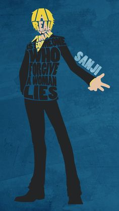 One Piece - Sanji quotes by GrillPork on DeviantArt