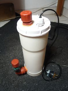 pvc canister filter for fish/turtle tank