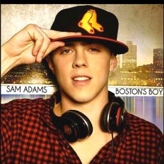 Sam Adams Biography Samuel Adams Wisner, otherwise known as Wiz or Sam Adams, is a rapper out of Boston, Massachusetts. The Boston native grew up in Beautiful Men, Beautiful People, Pretty Men, Beautiful Celebrities, Great Music Videos, Drive Me Crazy, Man Crush, Celebrity Crush, Cute Boys