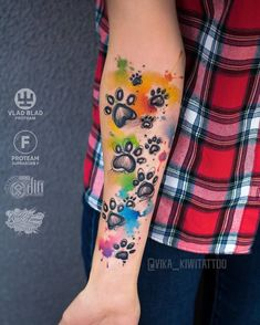 graphic watercolor tattoos by Vika KIWI - tattoos - . - 40 graphic watercolor tattoos by Vika KIWI – tattoos – graphic watercolor tattoos by Vika KIWI - tattoos - . - 40 graphic watercolor tattoos by Vika KIWI – tattoos – - Body Art Tattoos, Small Tattoos, Sleeve Tattoos, Tatoos, Tattoo Art, Dog Memorial Tattoos, Aquarell Tattoos, Kiwi, Tattoo Spirit