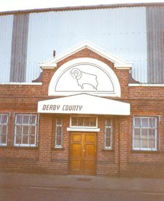 The Baseball Ground, Derby County Bristol Rovers, Derby County, Football Stadiums, Vintage Football, European Football, Derbyshire, Bbg, Cathedrals, House Styles