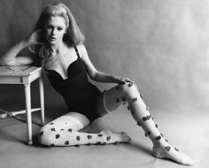 """Edie Sedgwick HER MOMENT: 1965, the year she bonded with Andy Warhol and inspired Bob Dylan's """"Like a Rolling Stone."""" THE """"IT"""" FACTOR: A socialite turned Warhol superstar, Edie—who died in 1971 at the age of 28—has been called the eternal """"It"""" girl"""