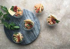 AMUSE-BOUCHE MED LAKS Mexican, Ethnic Recipes, Food, Meals, Yemek, Eten